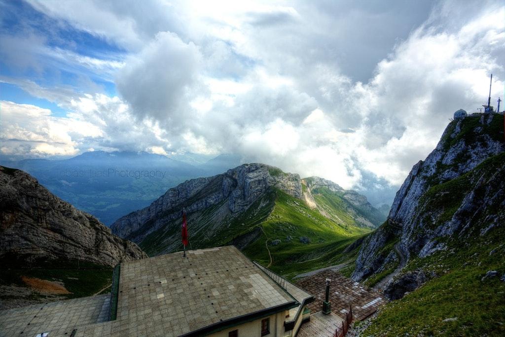 romantic places, mount pilatus