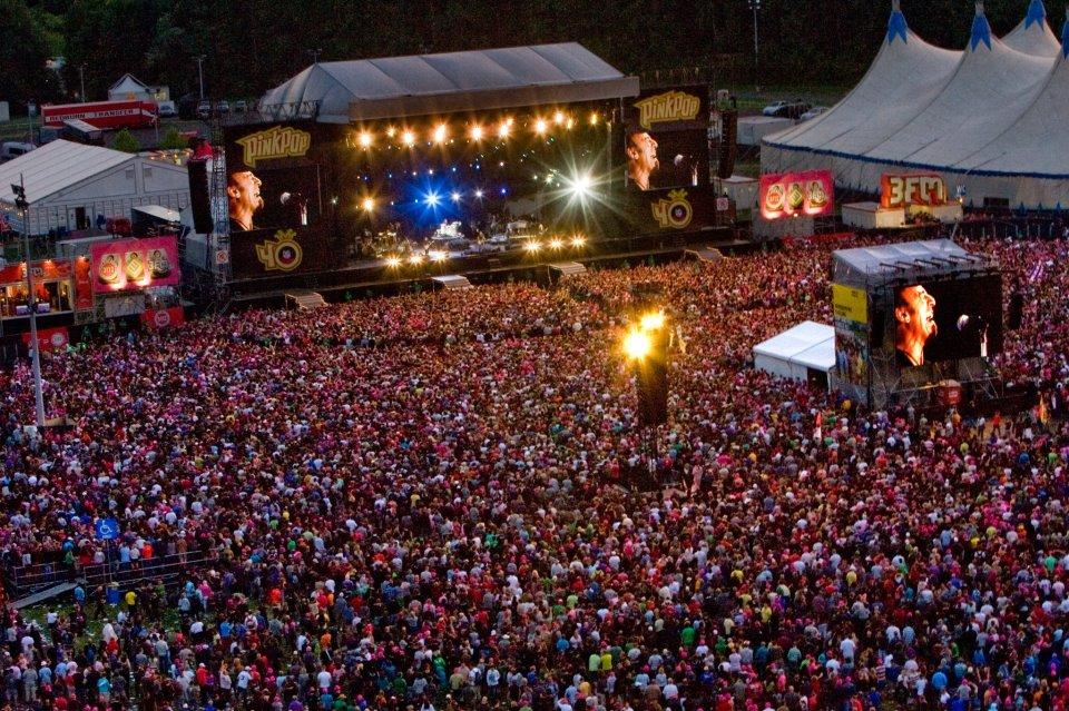 pinkpop festival image