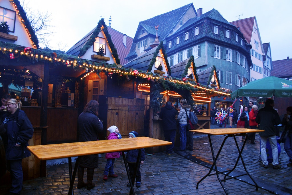 Christmas Markets in Europe, Medieval Market