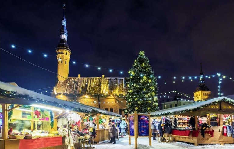 Christmas Markets in Europe, Tallinn Christmas Market