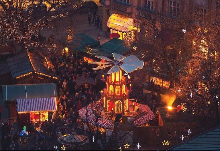 Christmas Markets in Europe, Marienplatz Christmas Market