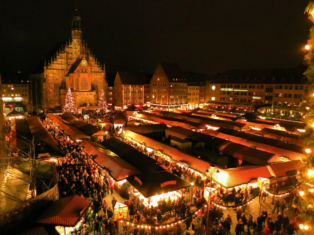 Christmas Markets in Europe, Christkindlesmarkt
