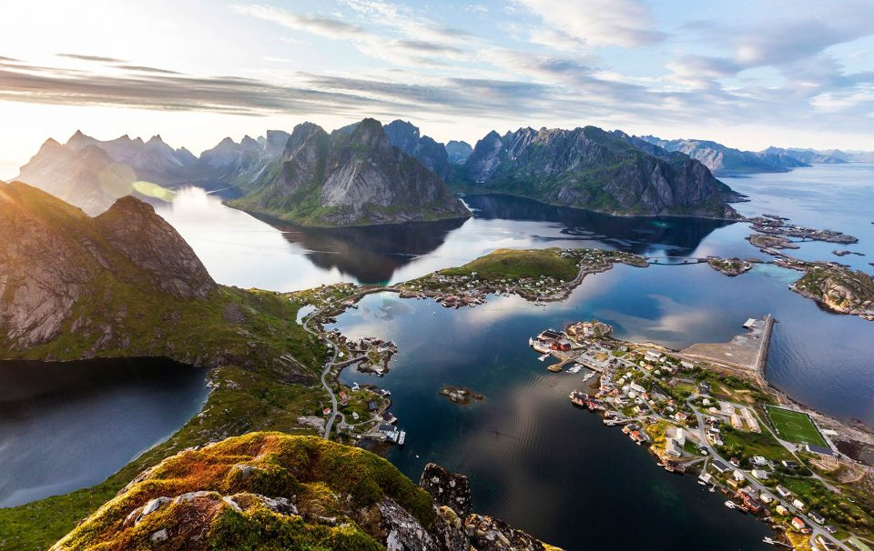 Reine from Norway in pictures