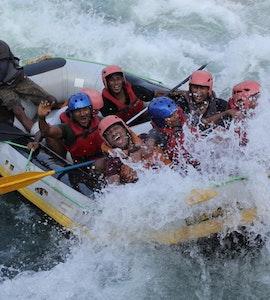 Geneva Rafting