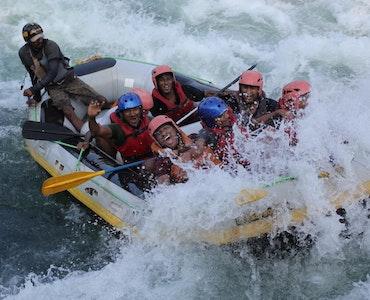 Rafting in Geneva