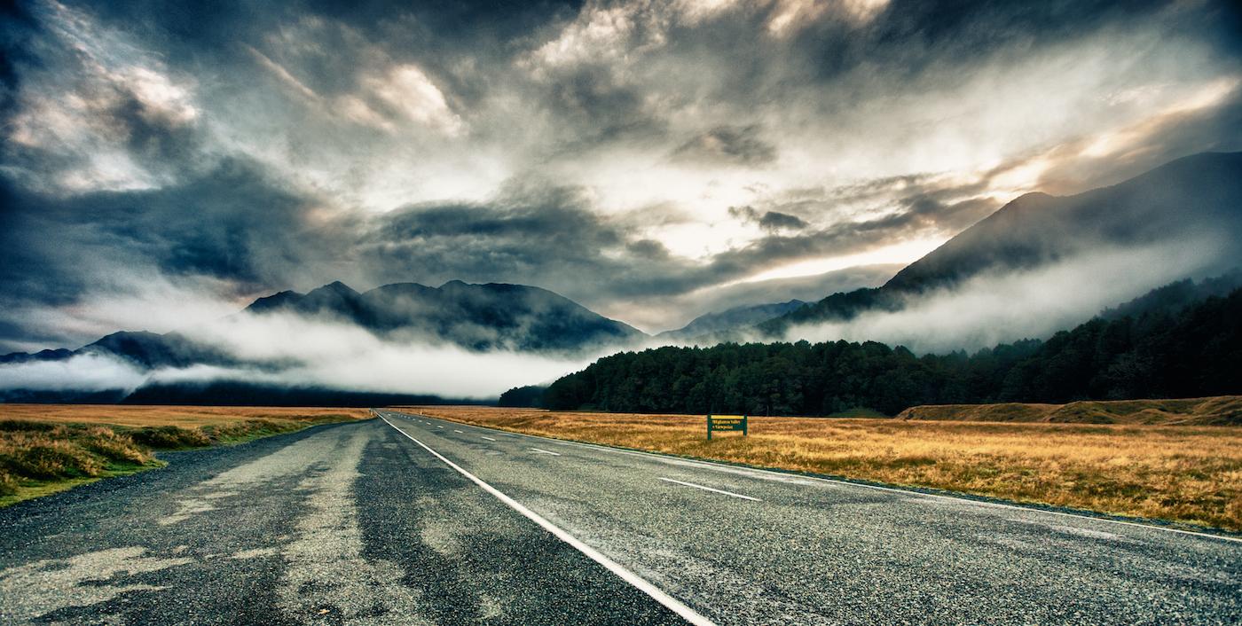 New Zealand road trip - fiordland national park