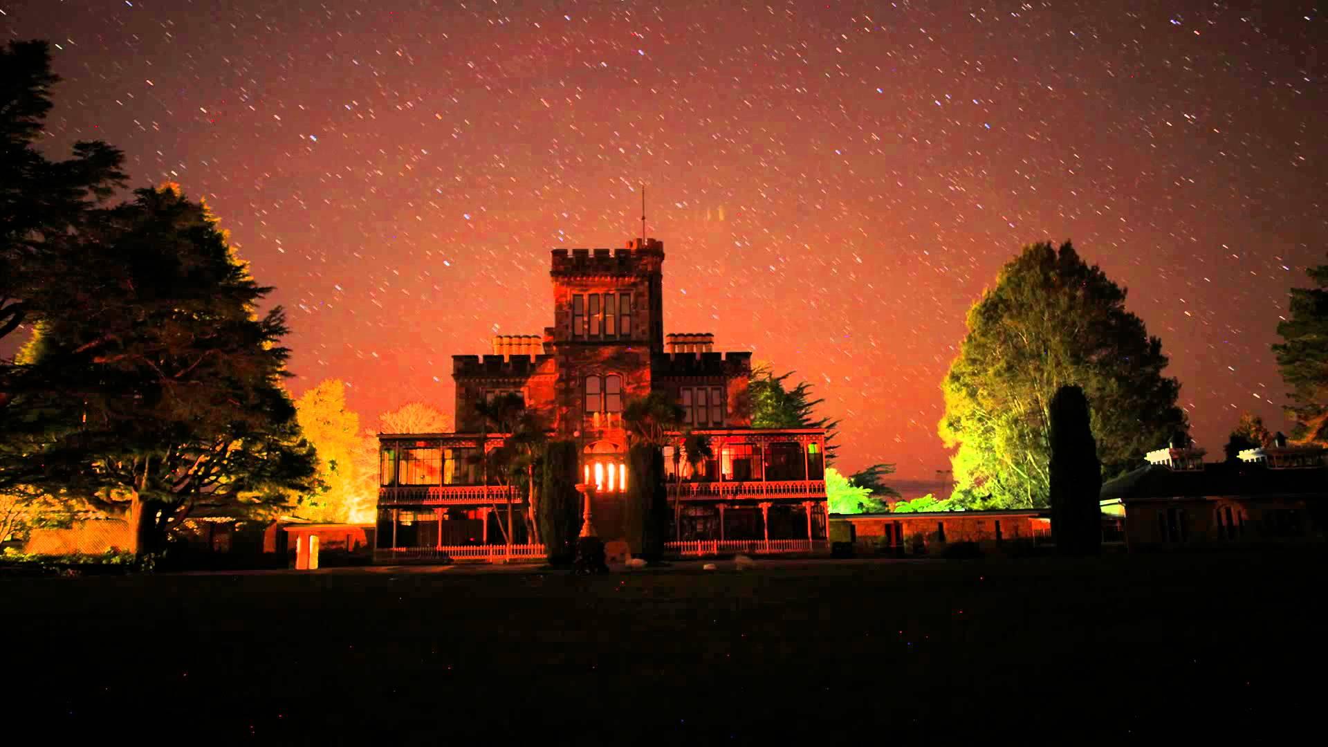 Larnach castle New Zealand