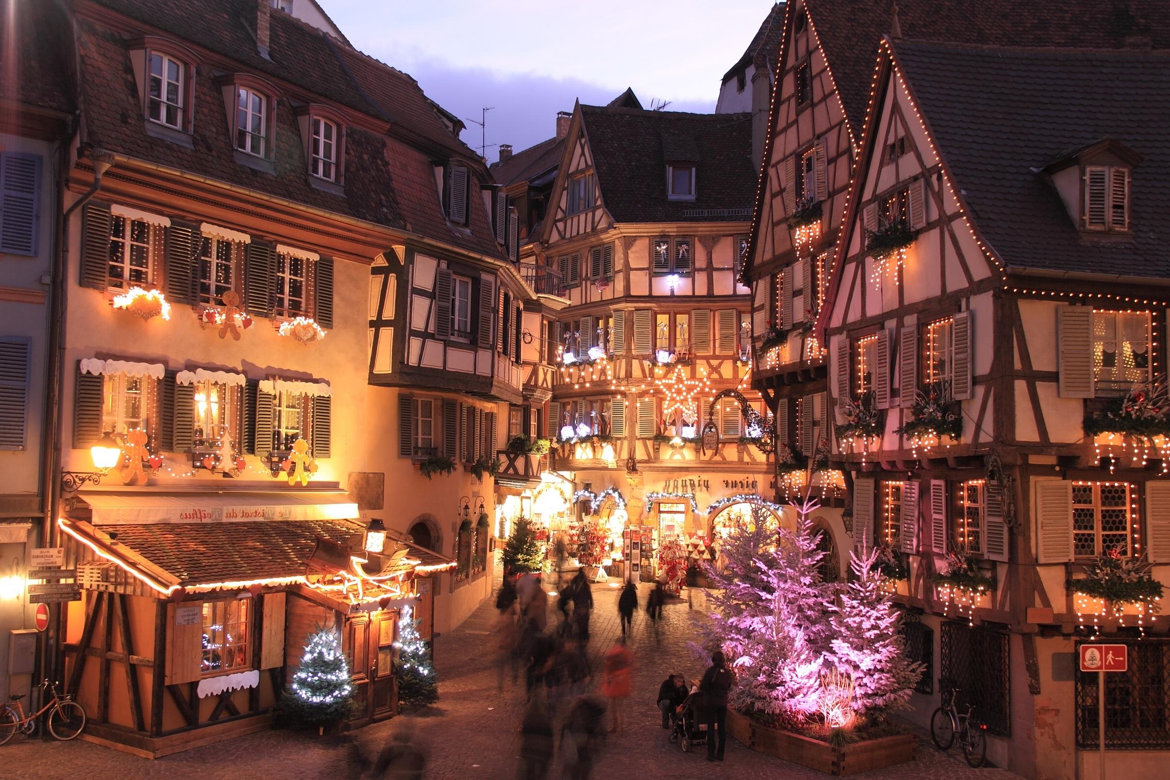 christmas markets, Strasbourg