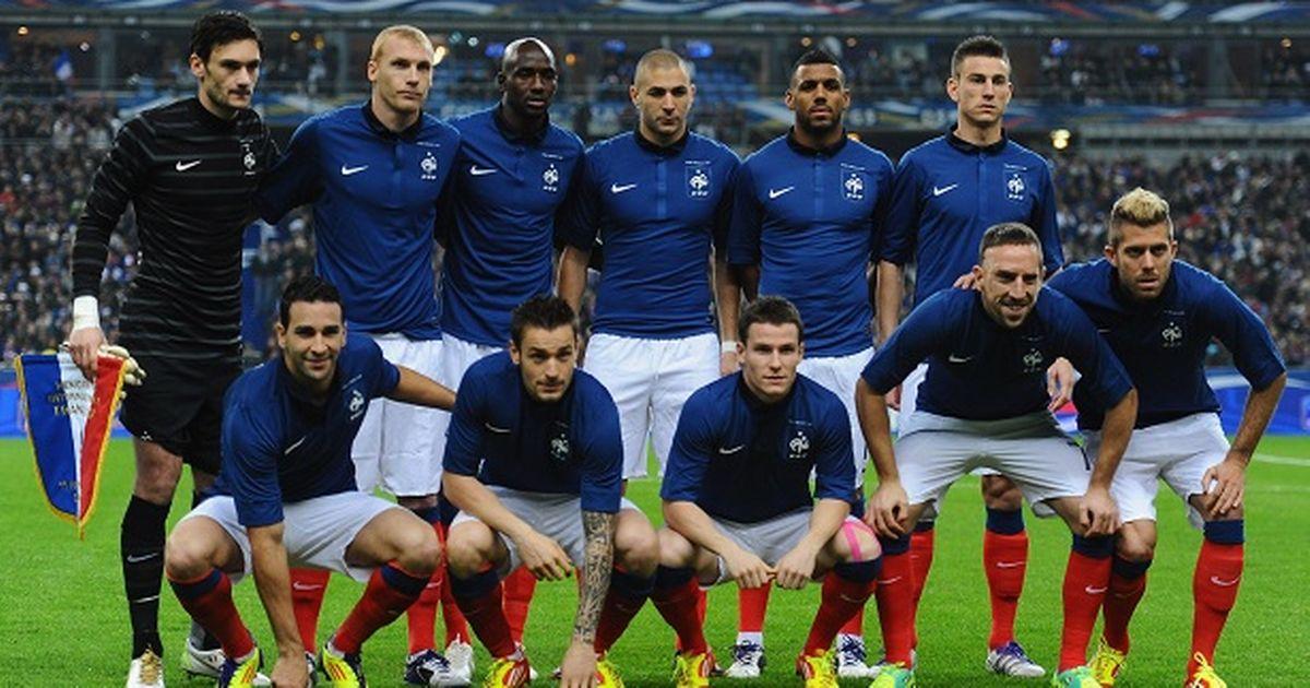 France football team topic