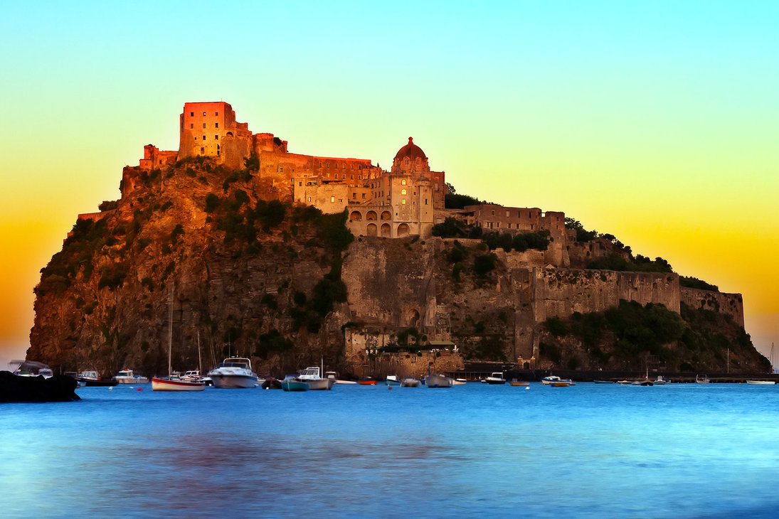 Aragonese-Castle