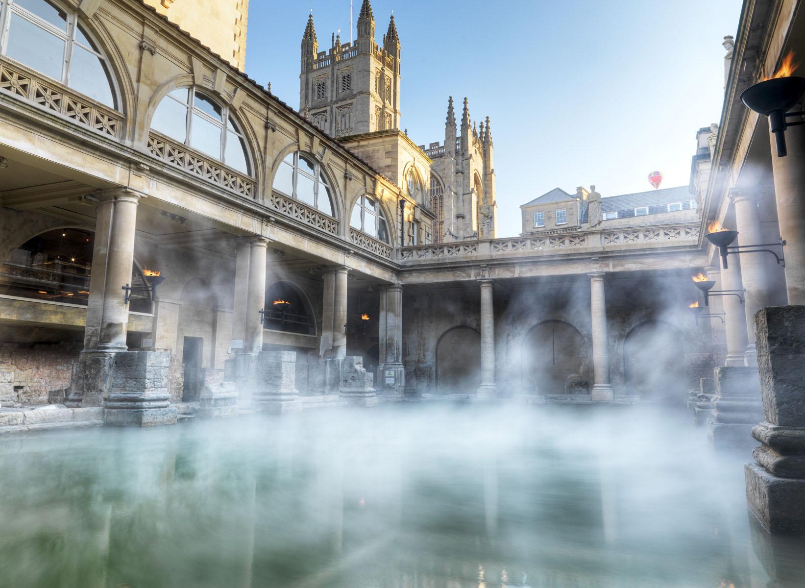 Image Credit : Roman Baths