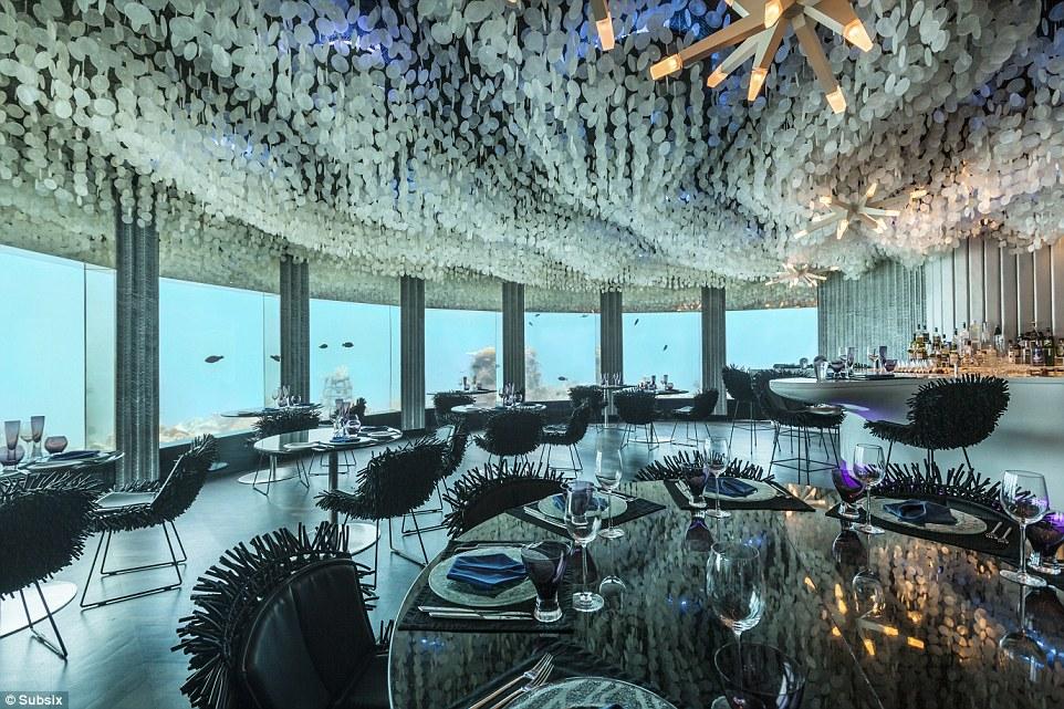 nightclub maldives