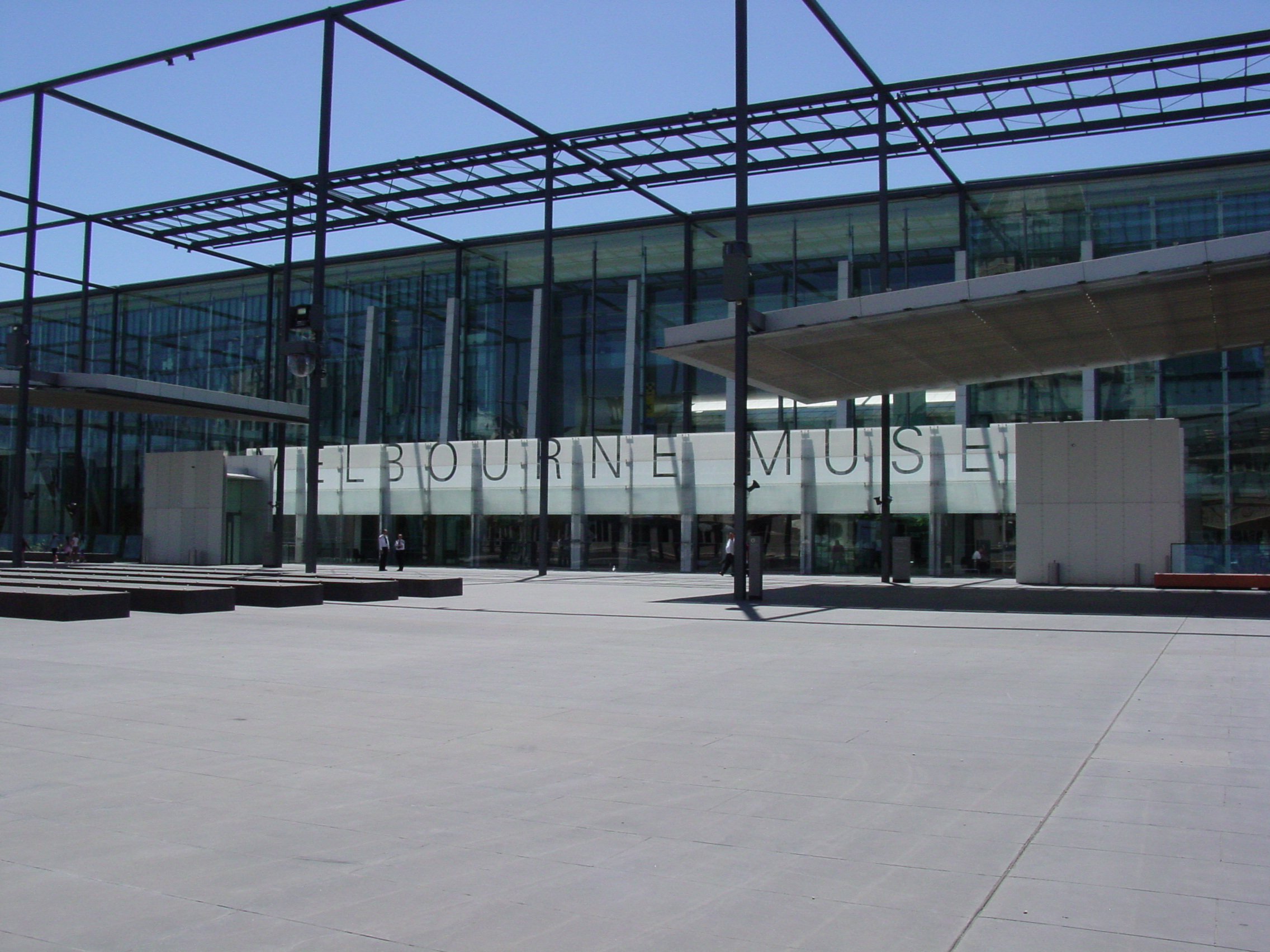 The Melbourne Museum