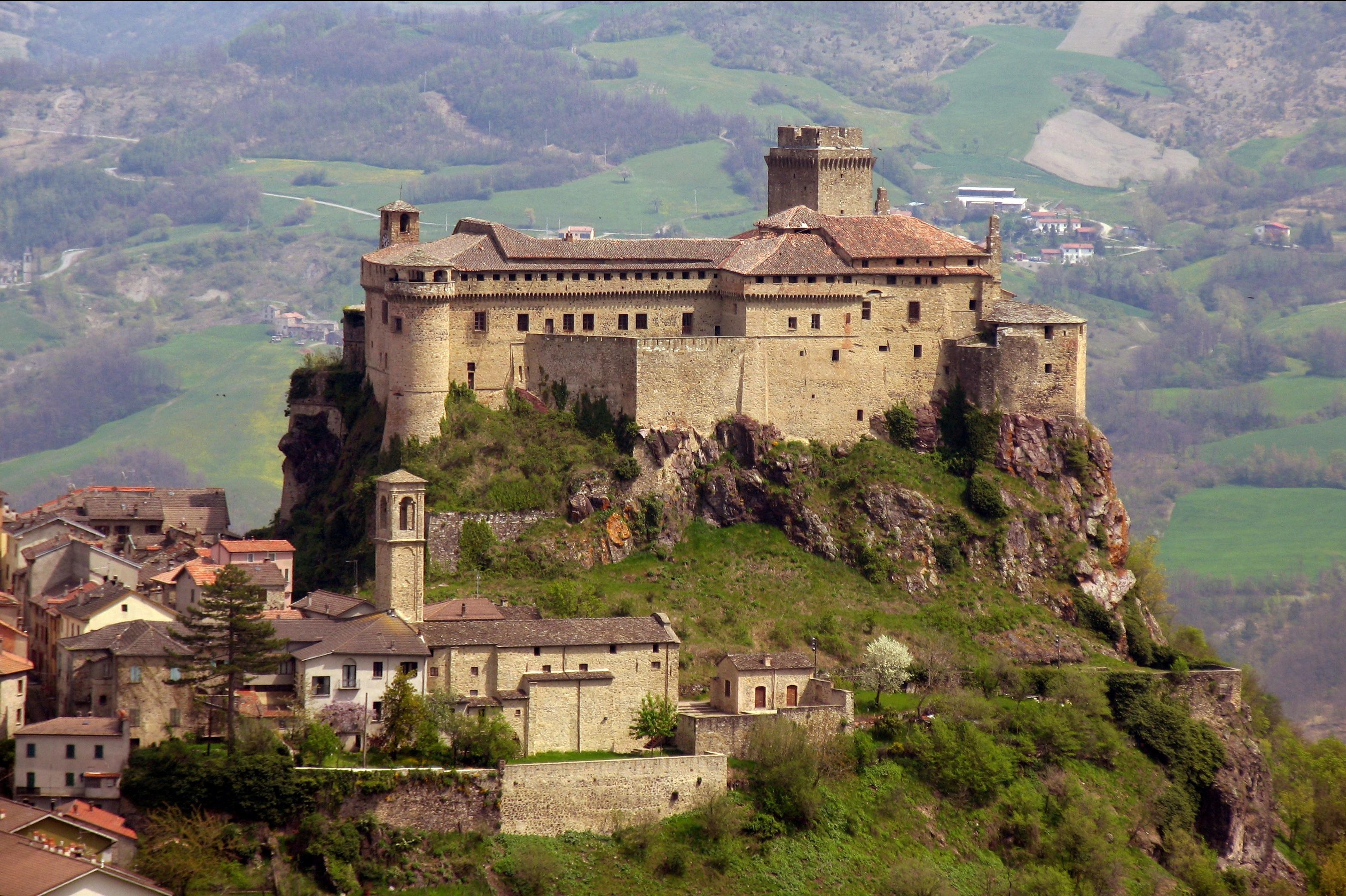 Bardi Castle, Italy