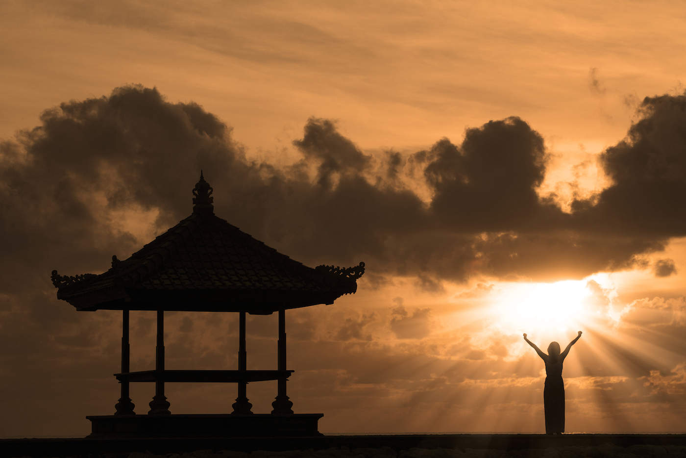Bali in its beauty