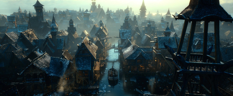 Laketown from The Hobbit movie