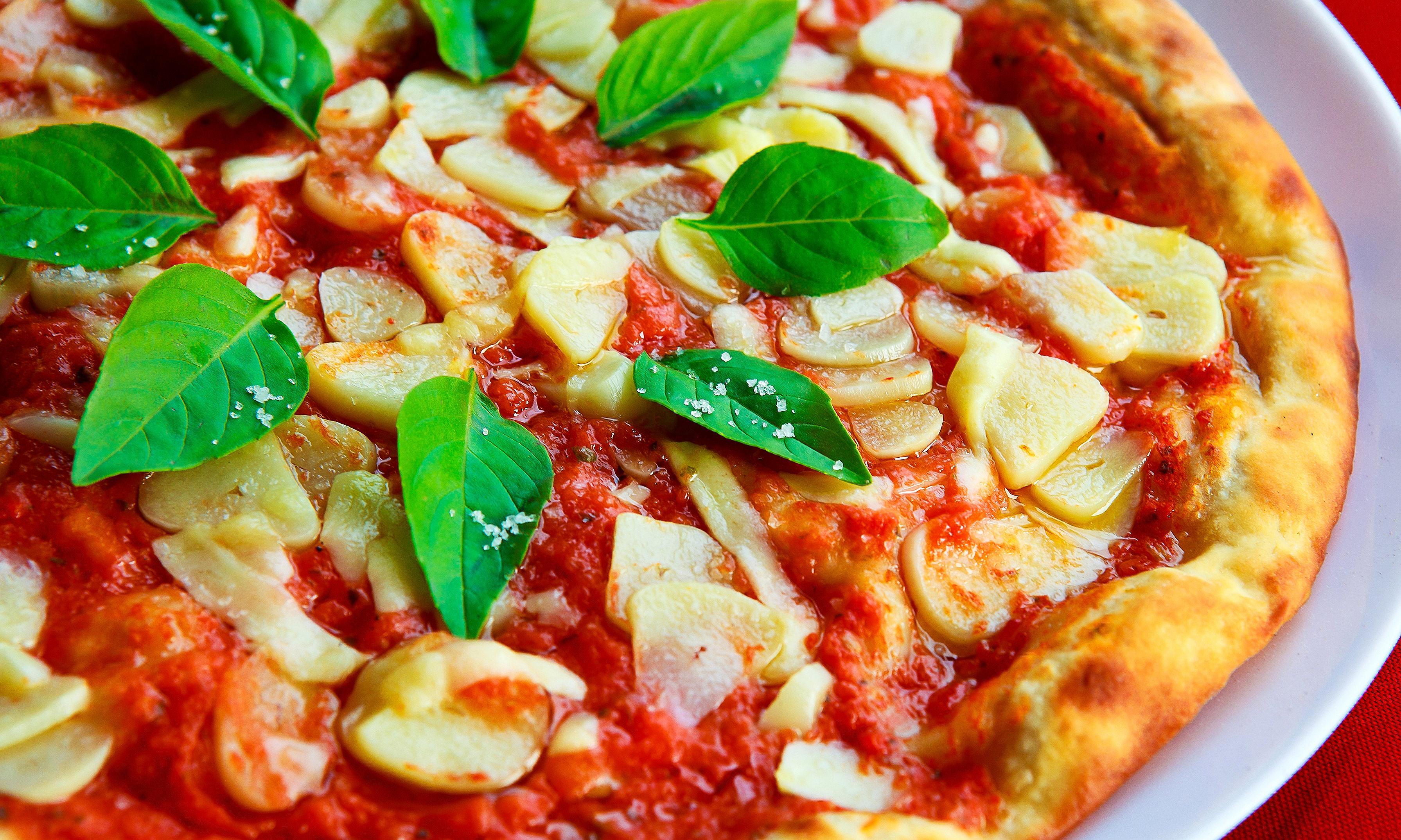 Neopolitan Pizza