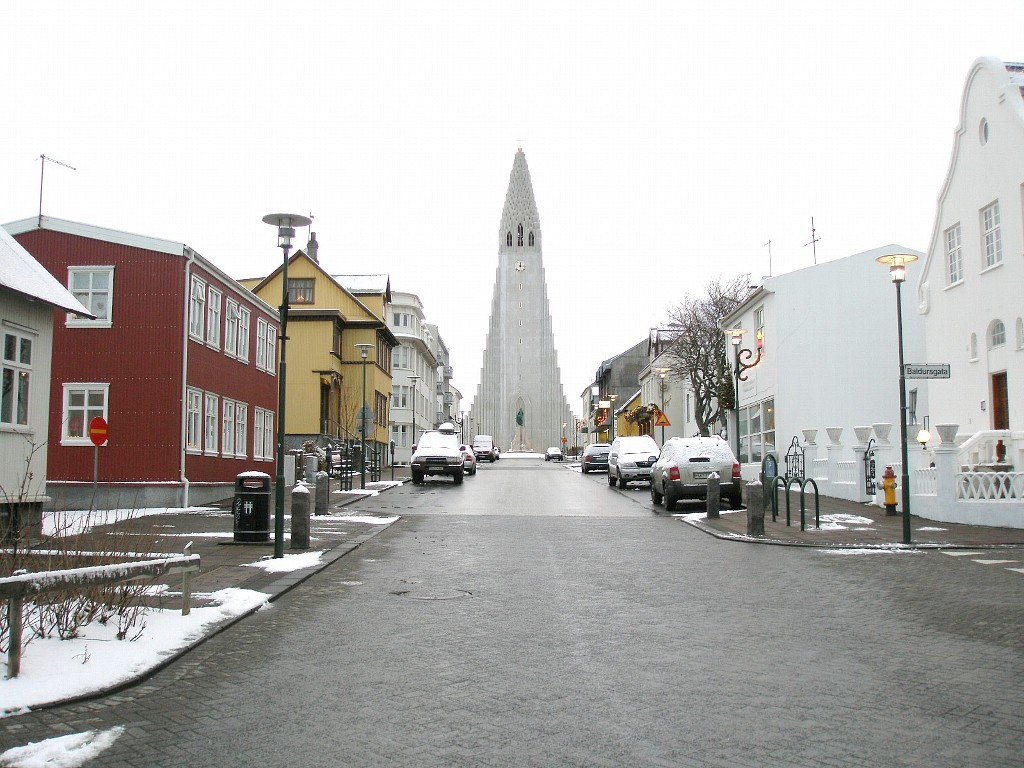 Hlioar-Iceland