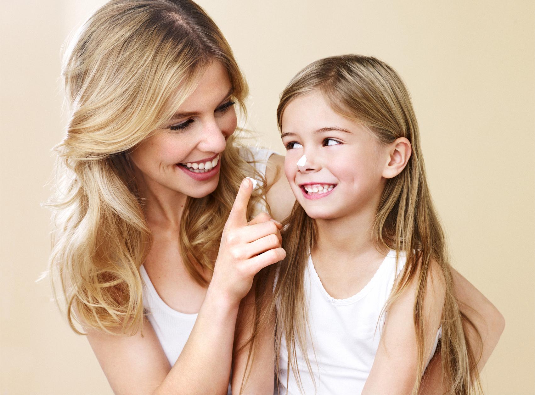 Skincare for family