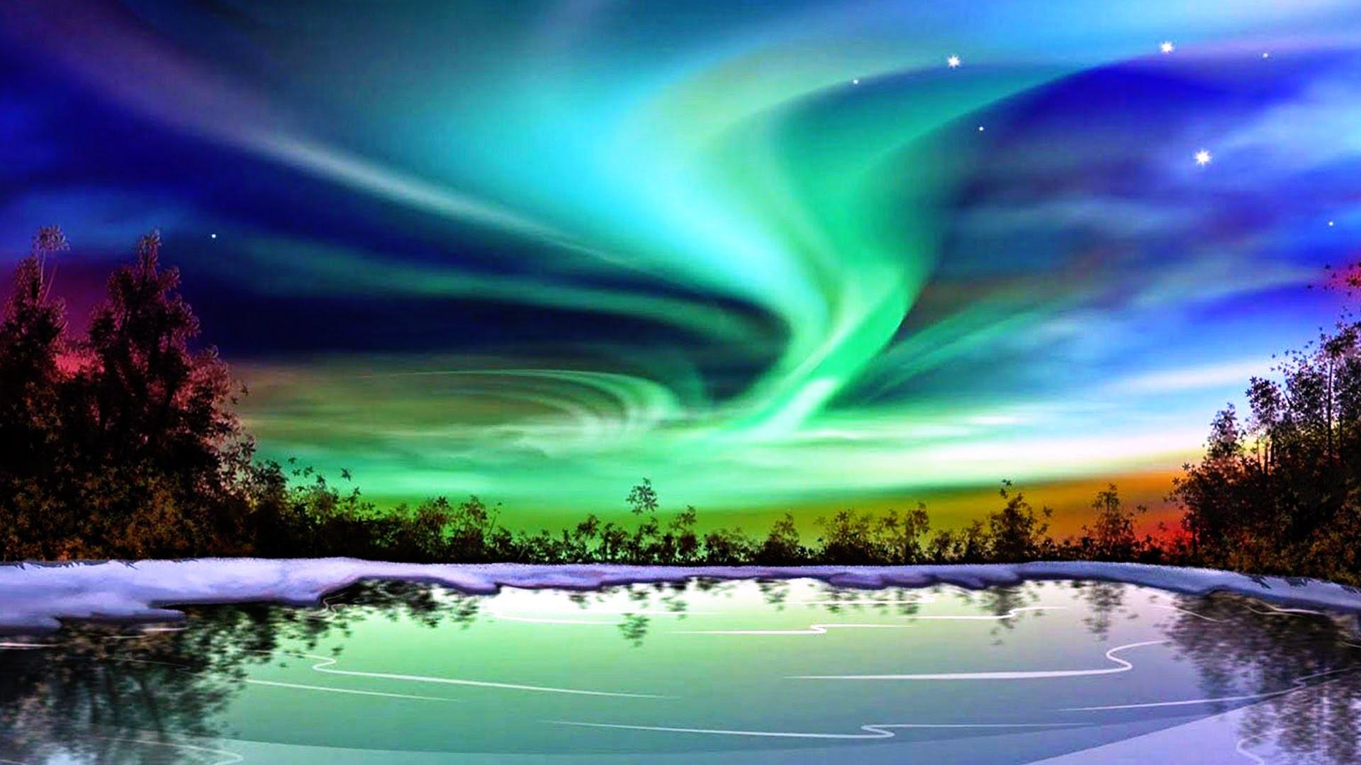 Iceland-northern-lights