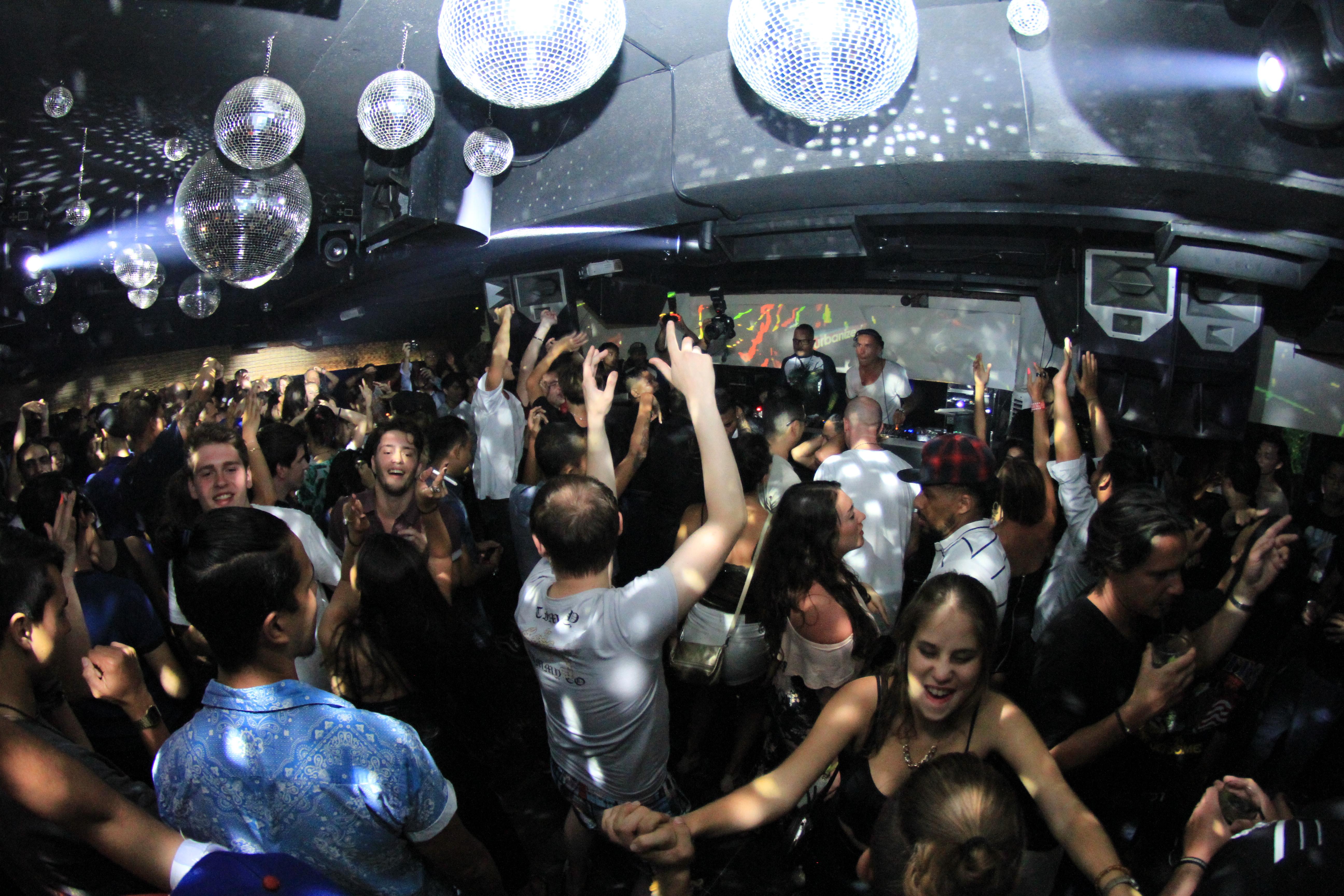 Jenja nightclub