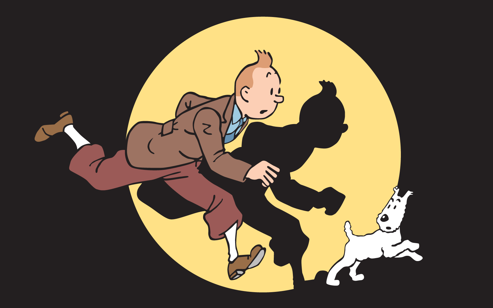 tintin-and-snowy-in-cartoons-and-destinations