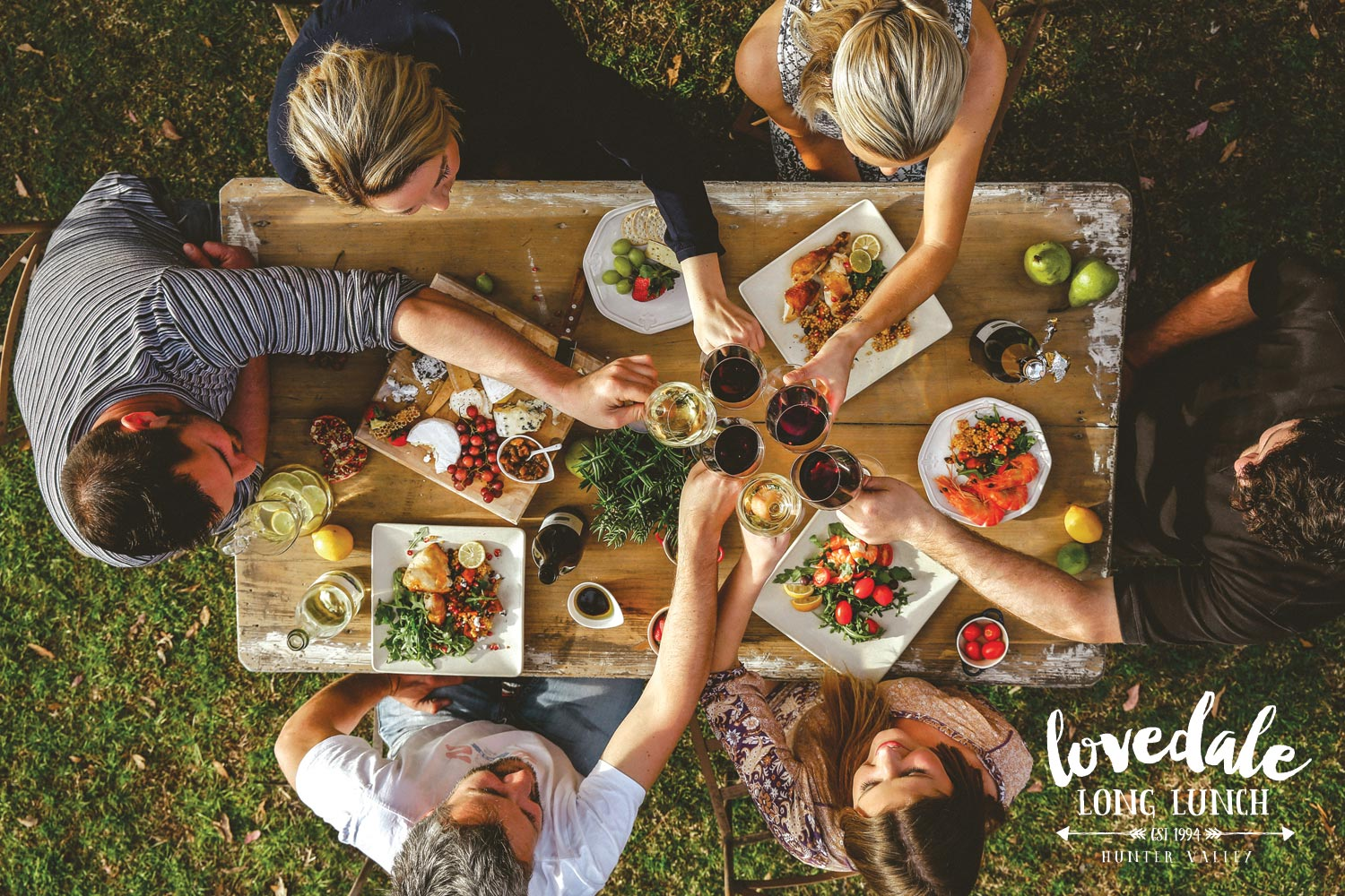 official poster of Lovedale Long Lunch