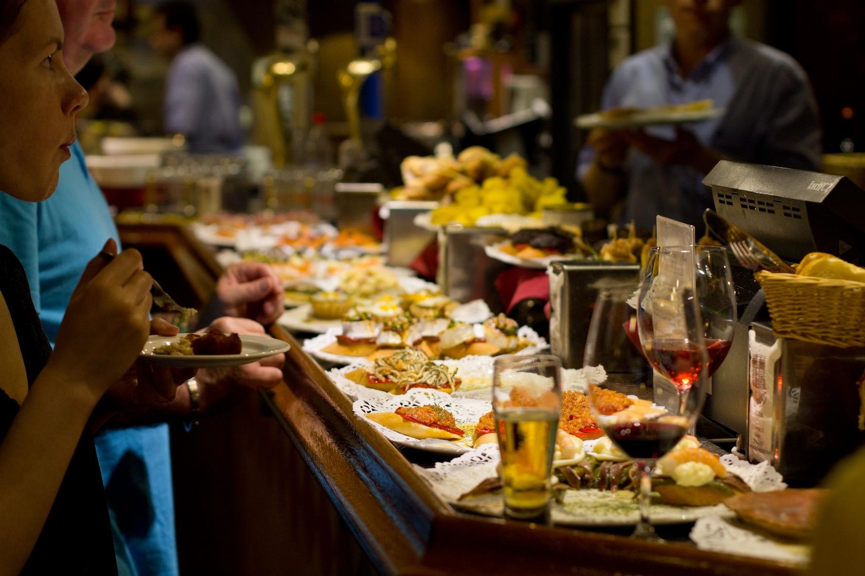 tapas-bar-in-Málaga