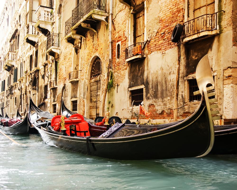 a-gondola-in-venice