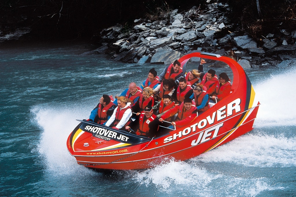 Shotover Jet, New Zealand, Skydiving, skydiving in New Zealand