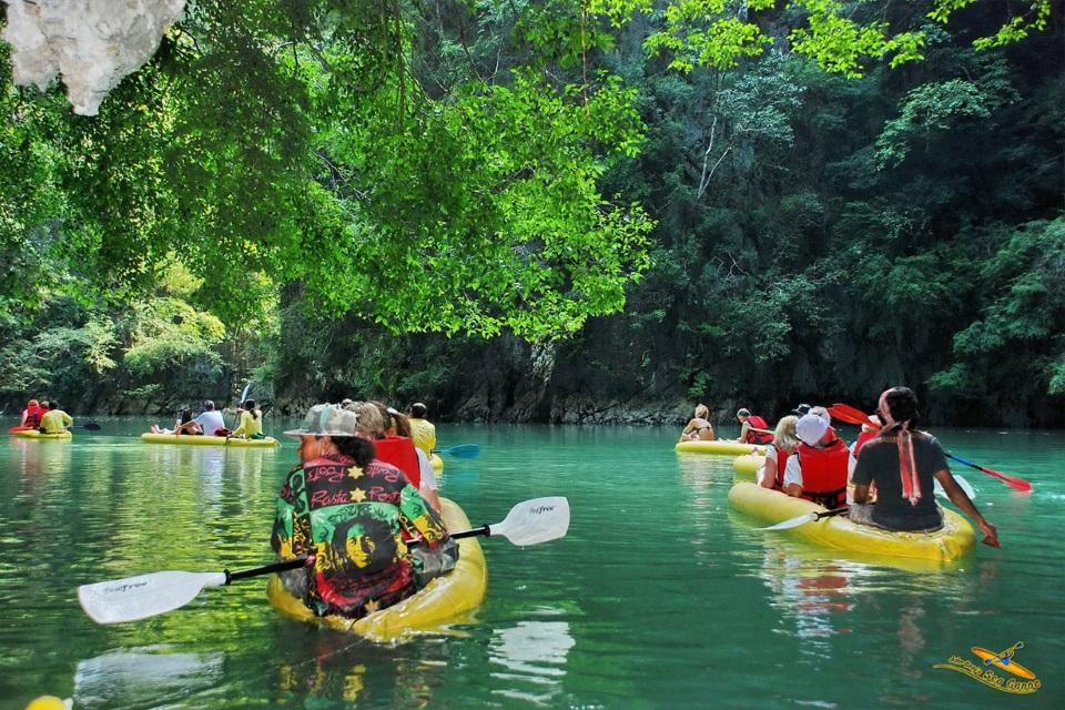 Canoeing in Phuket