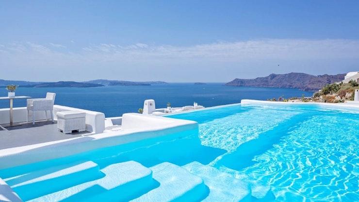 greece in july