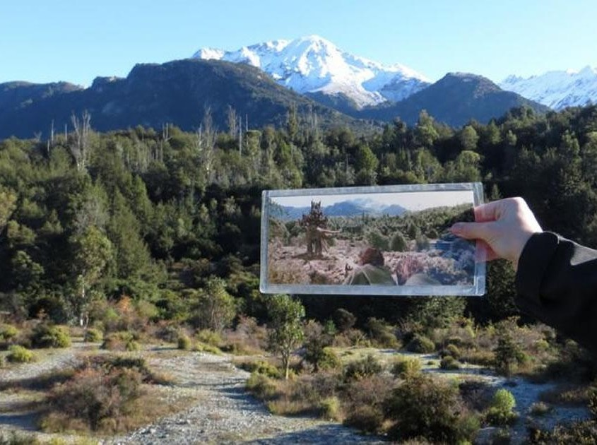 A honeymoon destination in New Zealand for the LOTR fans