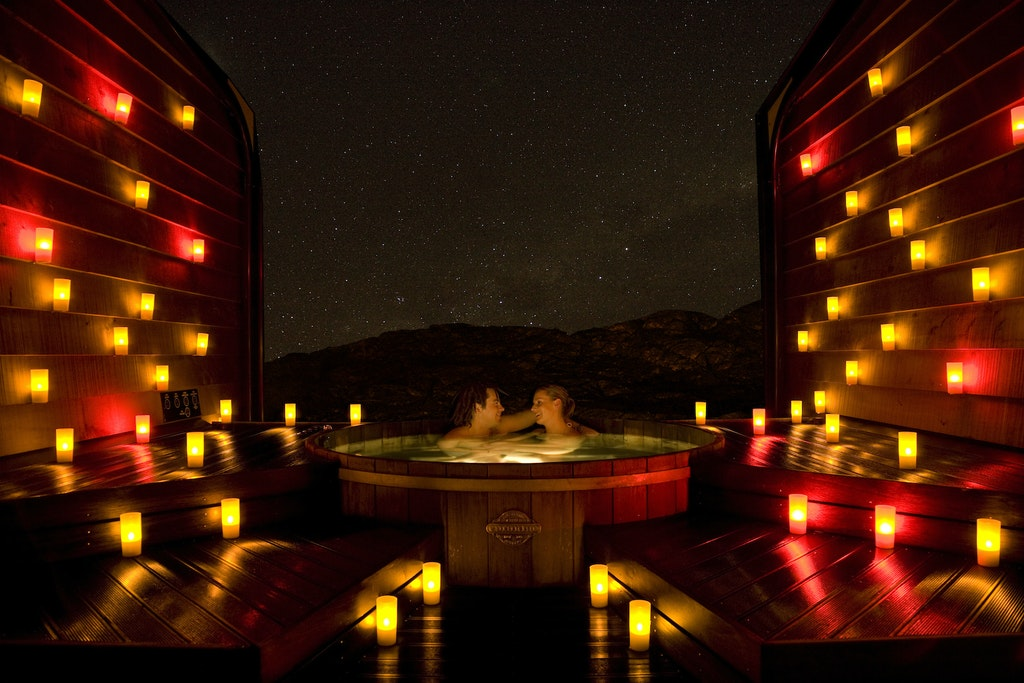 things to do in Queensland, New Zealand, Onsen hot pools