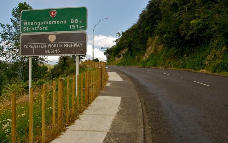 World's forgotten highway