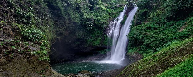 Aling-Aling Falls - -A Bali Tourist Attraction