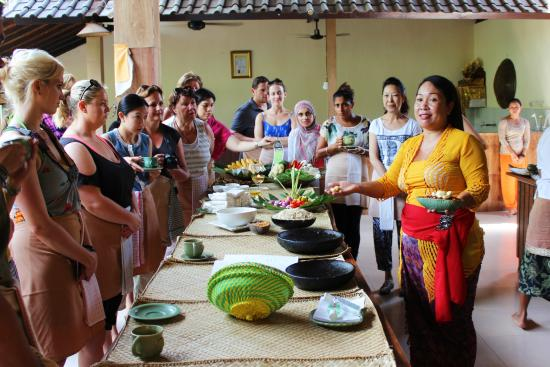 Cooking Classes are a Bali Tourist Attraction