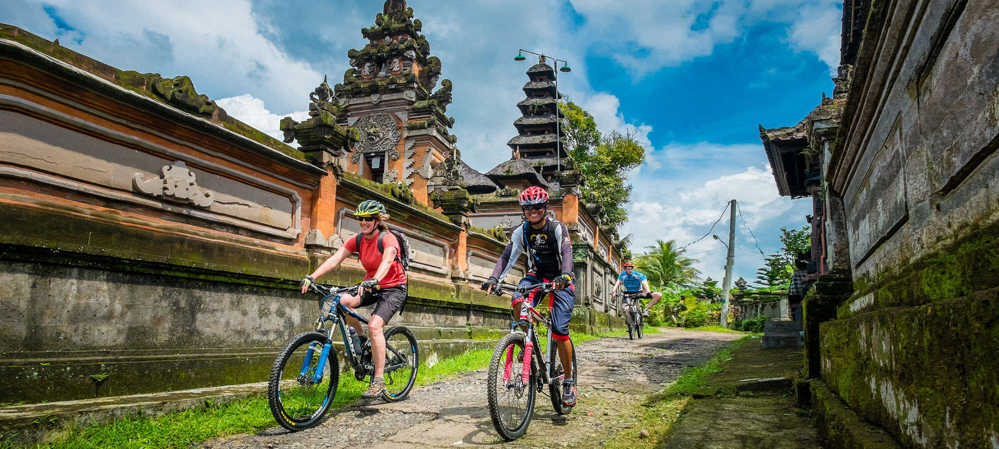 Cycling Tours - Bali Tourist Attraction and Activities