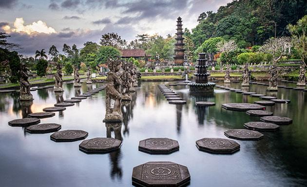 Tirta Gangga - A Bali Tourist Attraction