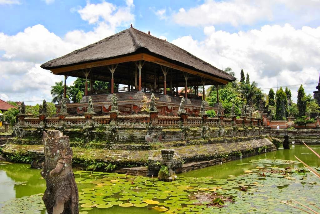 The Klungkung Court of Justice - A Bali Tourist Attraction