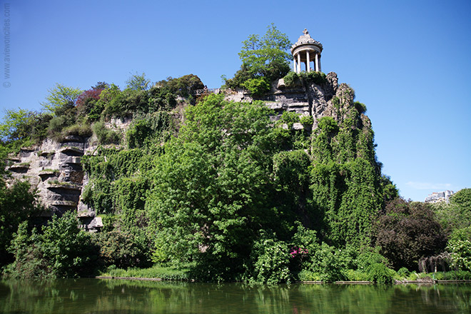 Parc des Buttes-Chaumont: