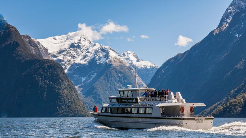 Milford Sound Cruises