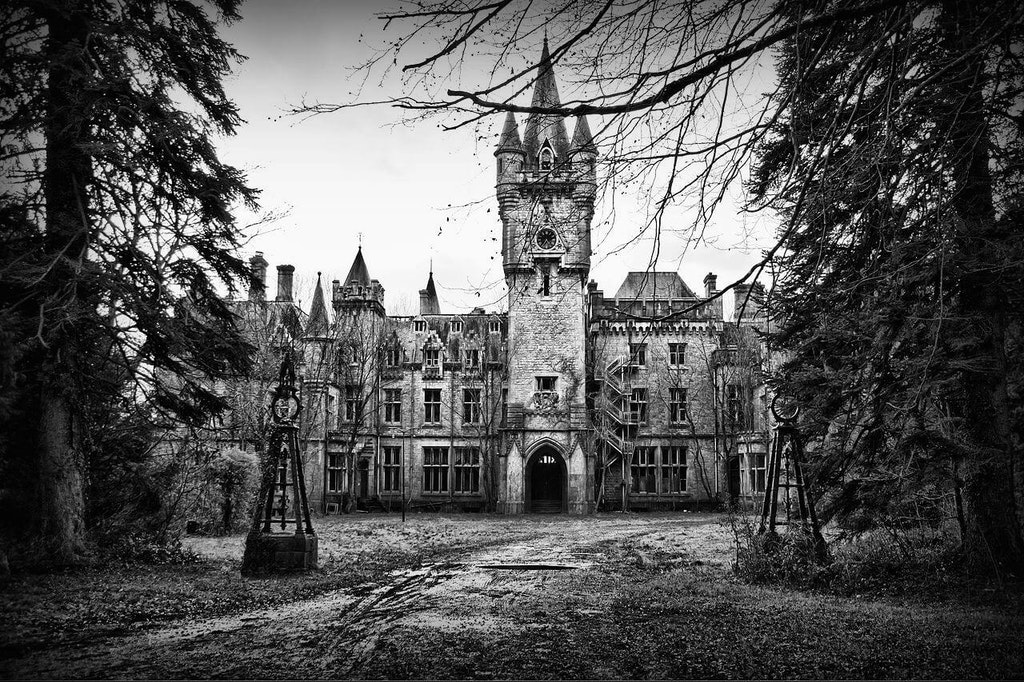 creepy places in Europe