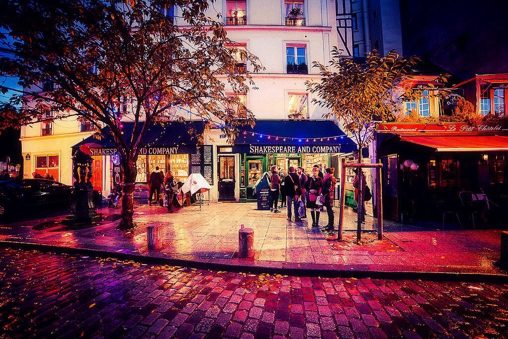 Paris offbeat