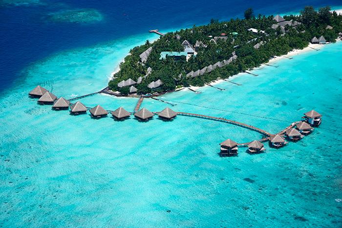 stay in Maldives