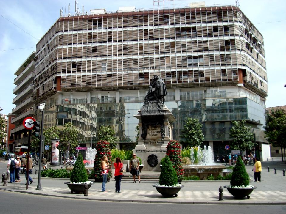 Plaza de Isabel