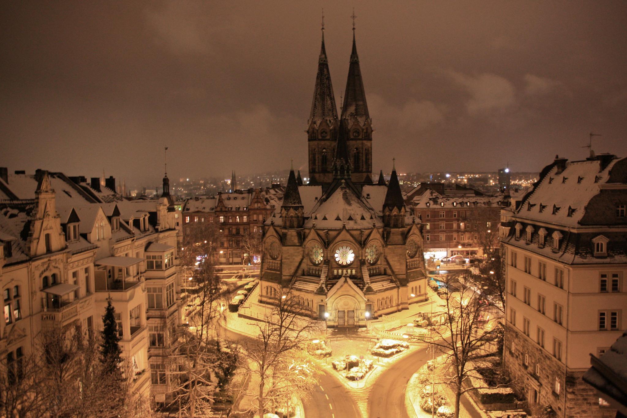 Germany in Winter