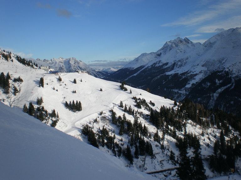 Ski resorts in the world