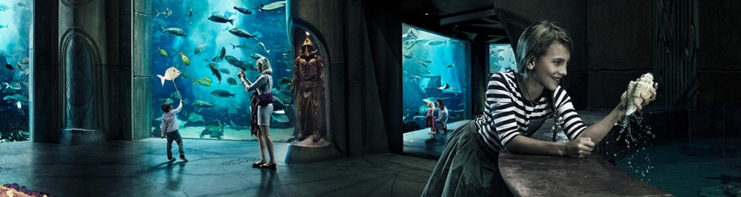 Lost Chambers in Atlantis