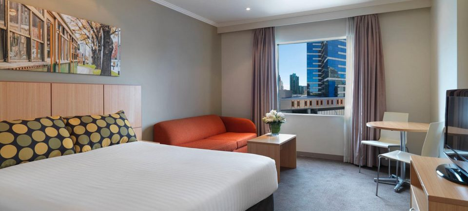 Travelodge Hotel Melbourne Southbank - 4 Star Property